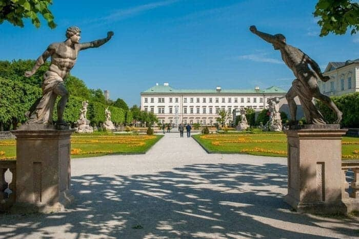 Hotel Kirchenwirt in Puch near Salzburg, Austria