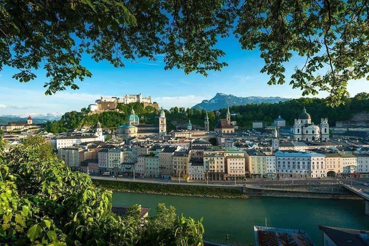 Kulturstadt Salzburg