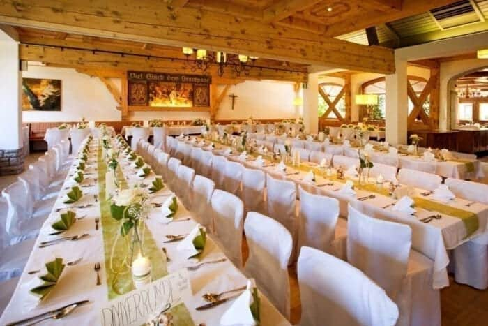 The hotel for your event . . . Hotel Kirchenwirt in Puch near Salzburg, Austria
