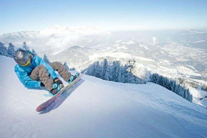 Ski holidays in Hallein en Hotel Kirchenwirt in Puch near Salzburg, Austria