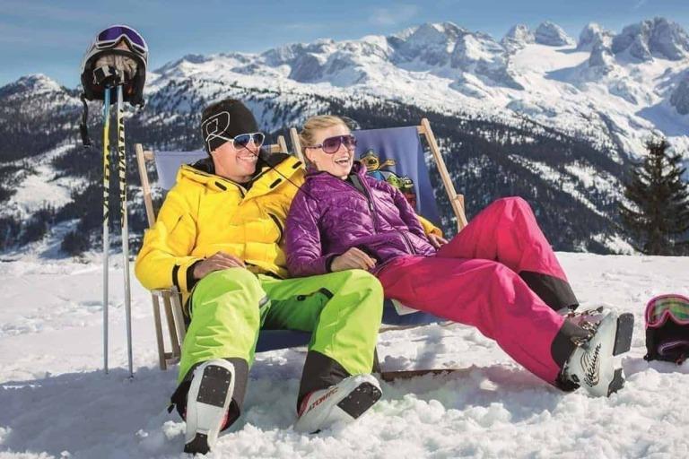 Skiing holidays in salzburger Land - Hotel Kirchenwirt in Puch near Salzburg, Austria