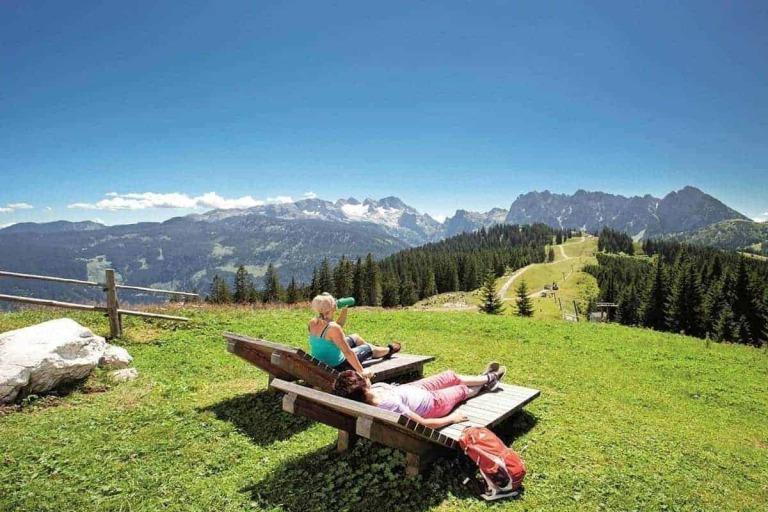 Summer holidays in the Salzburger Land - Hotel Kirchenwirt in Puch near Salzburg, Austria