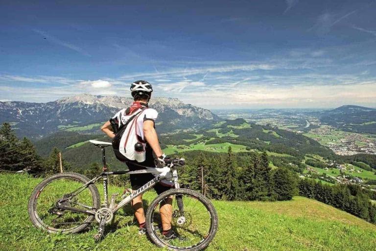Summer holidays in Hallein en Hotel Kirchenwirt in Puch near Salzburg, Austria